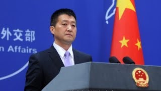 Foreign Ministry: China won