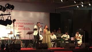 Wo Hain Zara Khafa Khafa by Shaan and Anupama