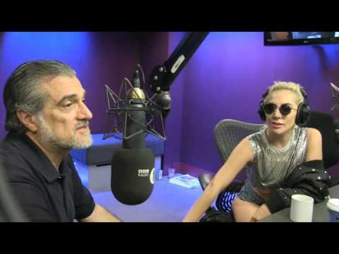Lady Gaga Grimmy BBC Radio 1 2016
