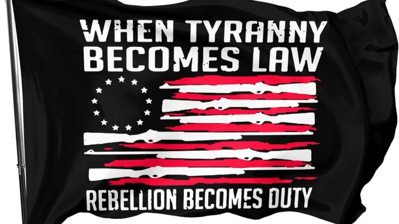 Download Let's talk about American tyranny!