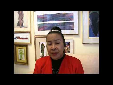 Xernona Clayton interview for Voices Across the Color Line Oral History Project