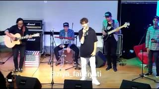 "Video Harris J - perfrom #atamerica "" let me breathe"" download MP3, 3GP, MP4, WEBM, AVI, FLV Maret 2018"