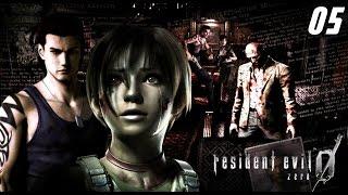 Resident Evil Zero Remaster - parte 5 - Libro del Mal