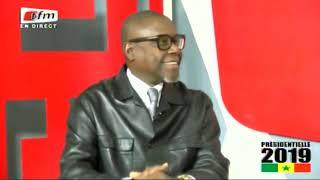 Pierre Goudiaby Atépa: Pourquoi j'ai décidé de soutenir Sonko?