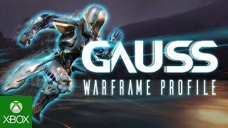 Warframe - Gauss | Coming Soon