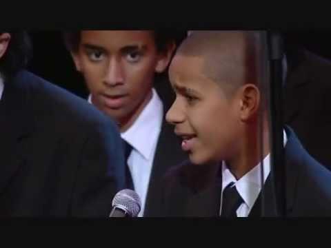 The Choir - Boys Don't Sing (Final Song) - Circa 2008