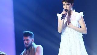 """Sia - """"The greatest"""". Vezi interpretarea Olgăi Verbițchi din a doua gală live X Factor!"""