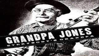 Grandpa Jones - Chicken Don't Roast Too High