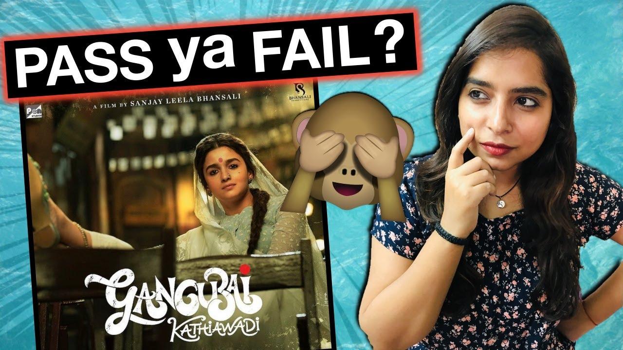 Gangubai Kathiawadi Teaser Trailer REVIEW | Deeksha Sharma