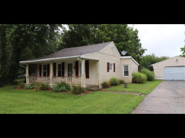 4598 Battery St. Brookville, OH 45309 - Updated Home, Priced Right in Brookville Schools!