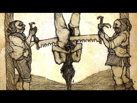 10 Most Brutal Torture Techniques
