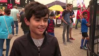 Open dag Almere City FC tijdens Almere Challenge Event