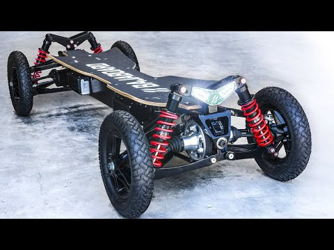 10 Fastest Electric Skateboards with Dangerous Speed (68 MPH)