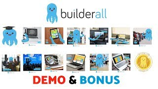 BuilderAll Special Demo Bonus - All In One Business Automation Software