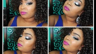 Silver Glam Eyes Feat. MAC Flat Out Fabulous!!! Thumbnail