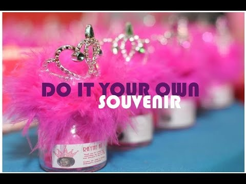 DIY Souvenir's | #MajLife