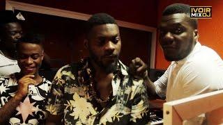 Ivoirmixdj - Dj Arafat ft DJ Mix , séance studio chez Champi kilo