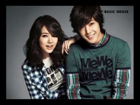 Yoon Eun Hye & Kim Hyun Joong - Basic House 2010 Fall Making Film