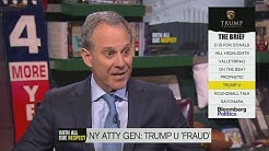 NY Attorney General: Trump University Is a Straight Up Fraud Case