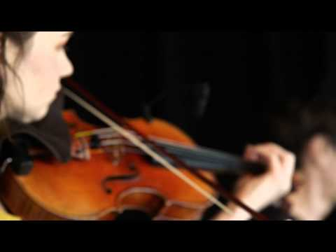 Hilary Hahn & Hauschka - Improvisation (Best Fit Session)