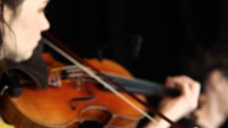 Hilary Hahn & Hauschka - Improvisation (Best Fit Session)