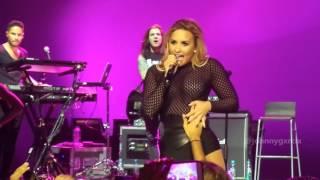Demi Lovato COOL FOR THE SUMMER Guadalajara Mexico October 18th 2016