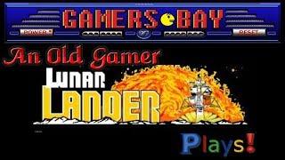 Lunar Lander (Atari Arcade Classic) - An Old Gamer Plays