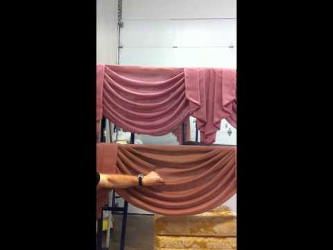 Drapery Cleaning: Before/After-Boston