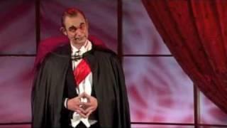Der Fürst der Finsternis in der Schmidt Comedy Show