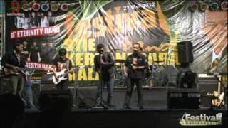 festival Band antar SMU Sekota Malang STIE KERTANEGARA