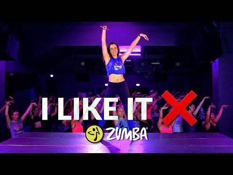 """""""I LIKE IT"""" - Cardi B, Bad Bunny & J Balvin / Zumba® choreo by Alix"""