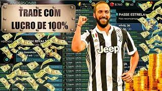 FIFA MOBILE 2020 - TRADE COM LUCRO DE 100%