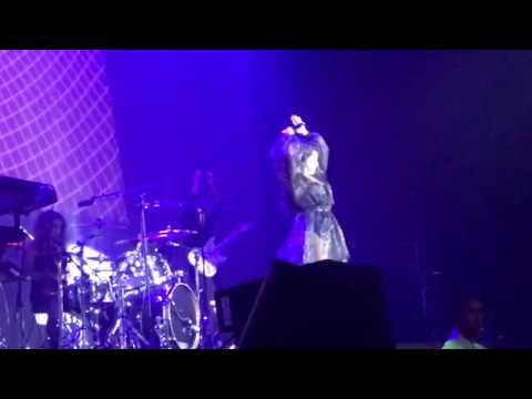 Lauren Jauregui  at HFK Tour São Paulo first solo concert  Concert