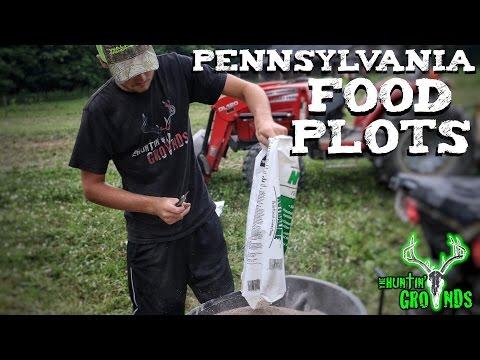 Planting Food Plots in Pennsylvania   S7 #29