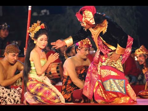 DRAMA GONG Super Lucu - Art Center Bali - Balinese Traditional Theatre [HD]