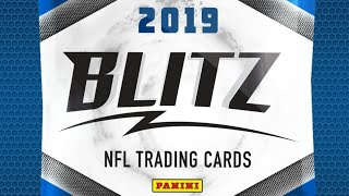 2019 Panini Blitz packs plus get bonus coins with link in description. NFL Football trading cards.