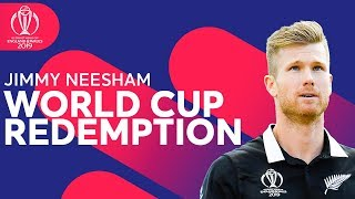 Jimmy Neesham Wants To Make Up For Lost Time   ICC Cricket World Cup 2019
