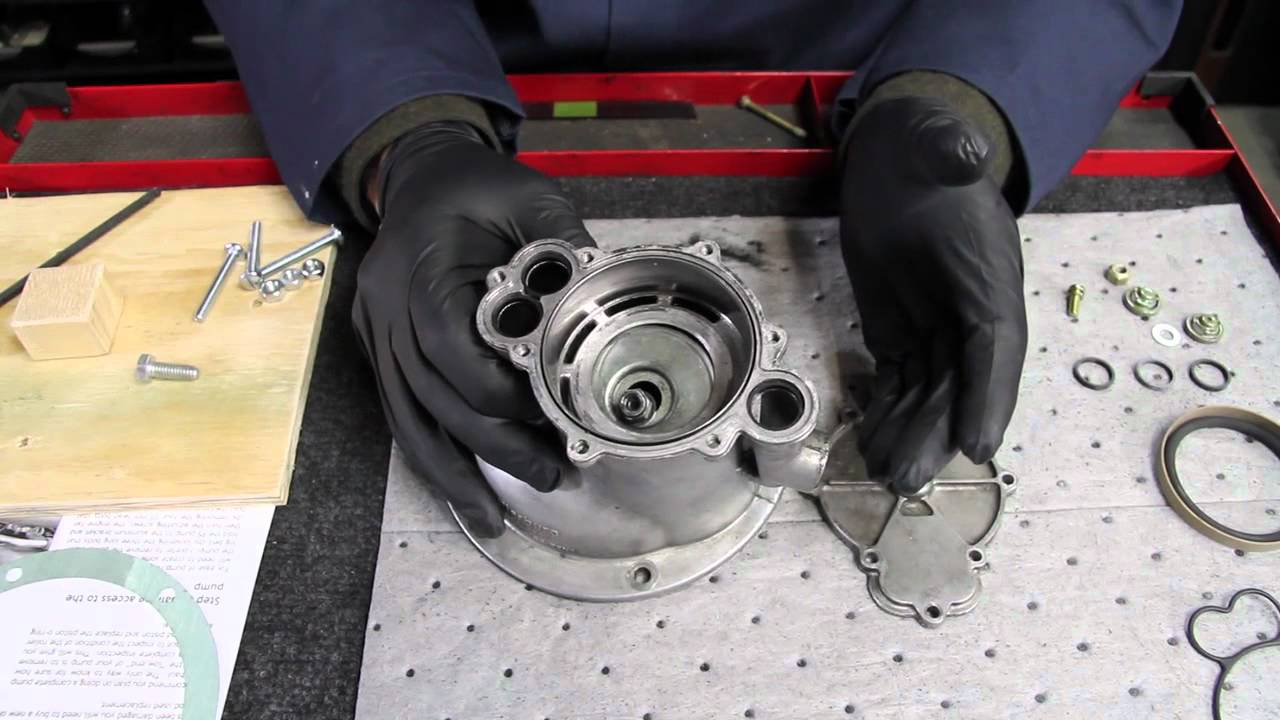 medium resolution of 1980 to 1985 mercedes diesel vacuum pump challenges and overhaul kit components