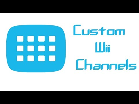 How to get Custom Wii Channels