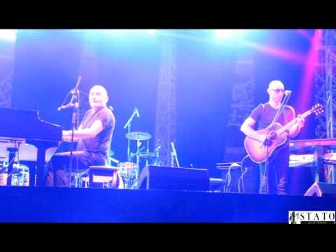 Manfredonia, Successo Concerto di Mango 31 Agosto 2014