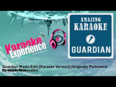Amazing Karaoke - Guardian (Radio Edit) [Karaoke Version]