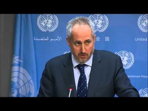 On UN Scandal, ICP Asks Spox Dujarric of Ashe Chief of State Bethel's Immunity, With New & Next PGA