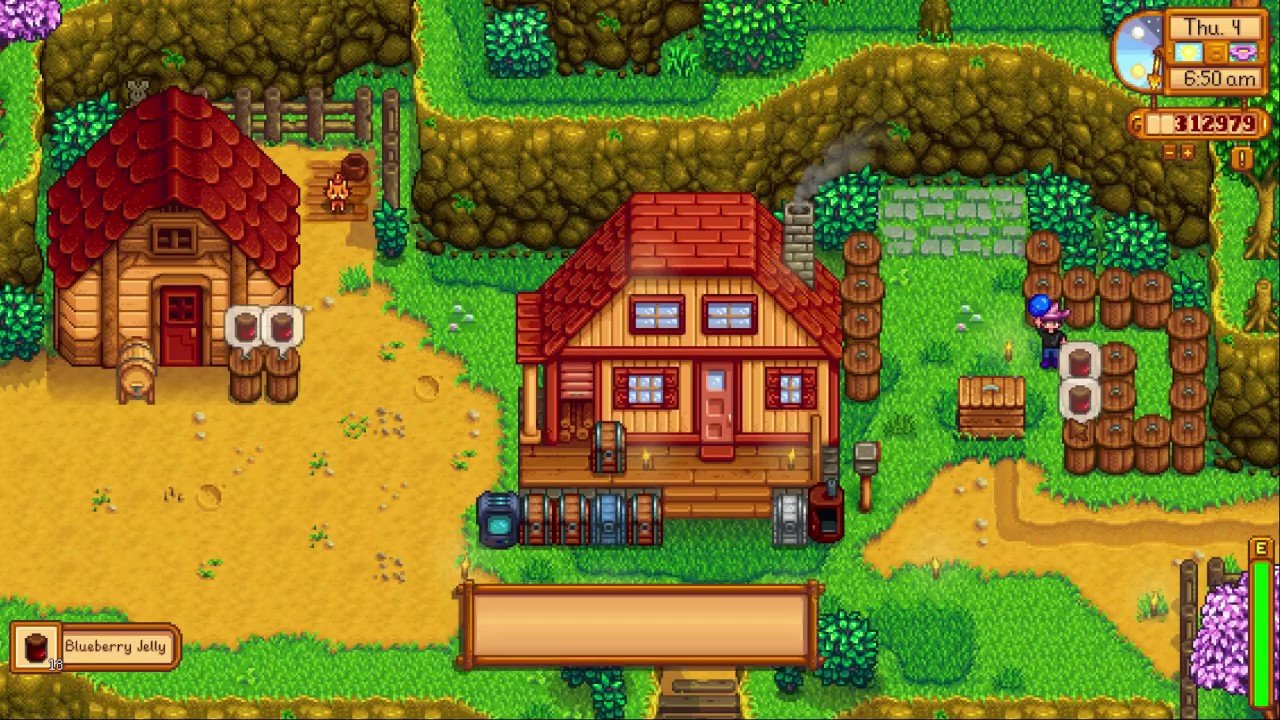 Stardew Valley 1 1 Hill Top Farm Episode 50 More Ancient Fruit Seeds Youtube The social tab now shows whether you talked to an when buying/betting tokens in the stardew valley festival with a controller, holding the number selection button now causes the amount to. youtube