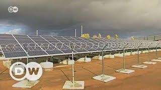Çernobil'de güneş enerjisi santrali kuruldu - DW Türkçe