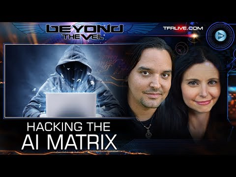 Overriding the Artificial Intelligence, Rebalancing the Matrix, and DMT -Ayahuasca - Beyond The Veil