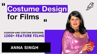 Masterclass: Costume Design for Films | Anna Singh | Diorama IFF