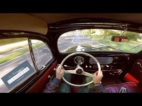 Oldtimer kaufen - Volkswagen Käfer Ovali (1956) POV Drive - Classicbid