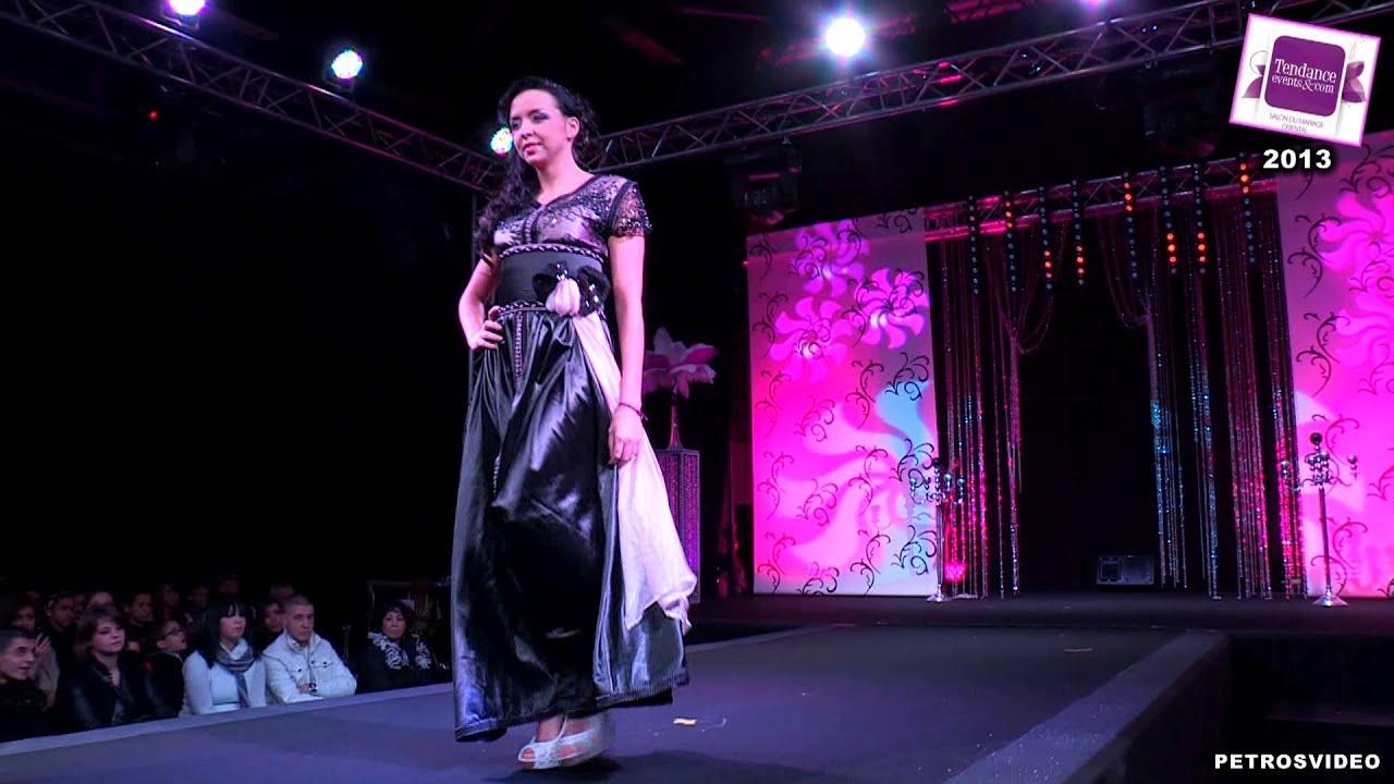 Salon du mariage oriental lyon 19 20 janvier 2013 d fil s robes de soir es youtube - Salon du mariage oriental lyon ...