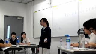 Publication Date: 2011-07-21 | Video Title: (17/7)鳴辯盃  保祿六世書院(正方) VS 葵涌蘇浙公