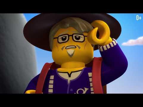 Странный брат - LEGO Ninjago | Сезон 1, Эпизод 6